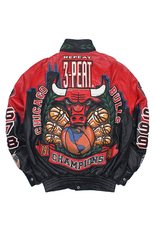 CHICAGO BULLS [GENUINE LEATHER]