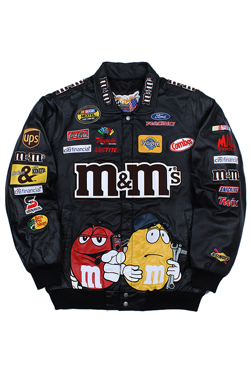 M&M'S [GENUINE LEATHER]