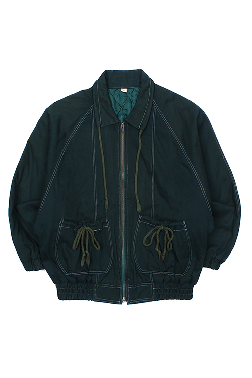 STRINGS GREEN BLOUSON