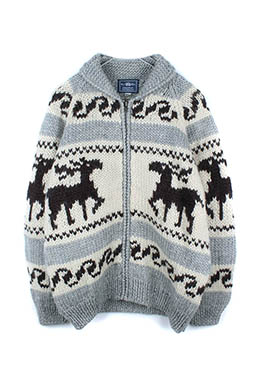 COWICHAN SWEATER