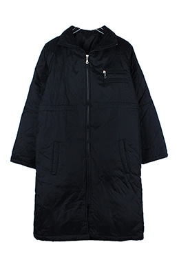 BLACK BENCH COAT