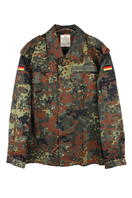 GERMAN MILITARY FLECKTARN JACKET