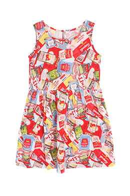 CANNED FOOD DRESS