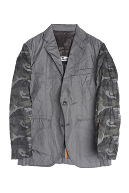 CAMOUFLAGE SLEEVES JACKET