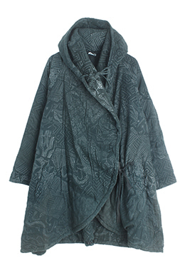 HOODED PATTERN HANTEN