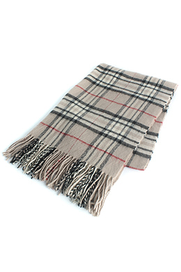 NOVA PLAID SCARF