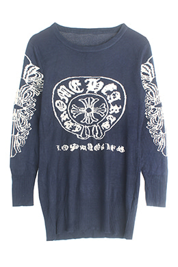 CHROME HEARTS PRINTED SWEATER