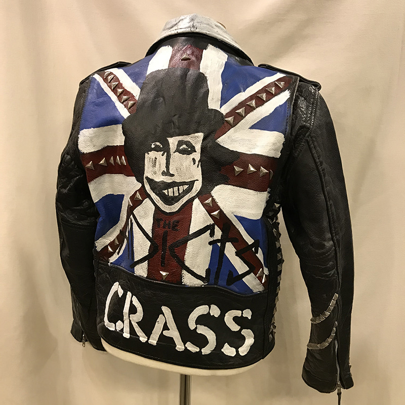 CUSTOM LEATHER JACEKT