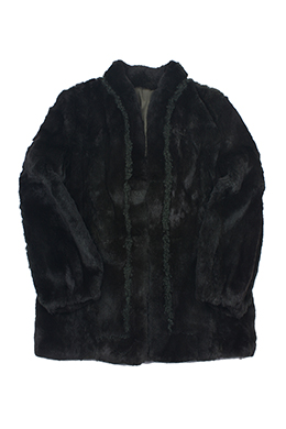 REX FUR COAT