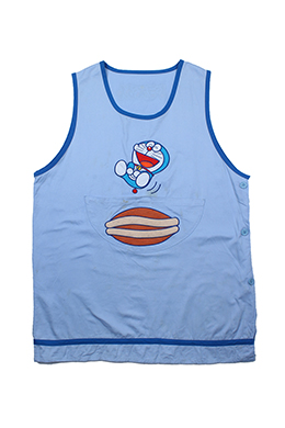 DORAEMON SLEEVELESS TOP