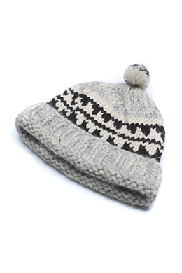 HEAVY WOOL TOQUE