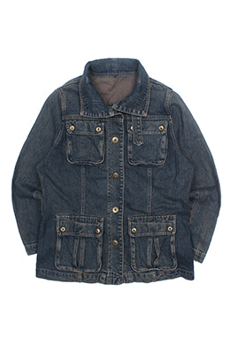 4-POCKET DENIM JACKET