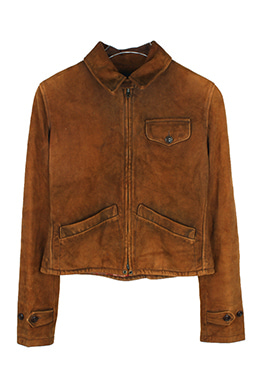 RALPH LAUREN [SHEEP LEATHER]