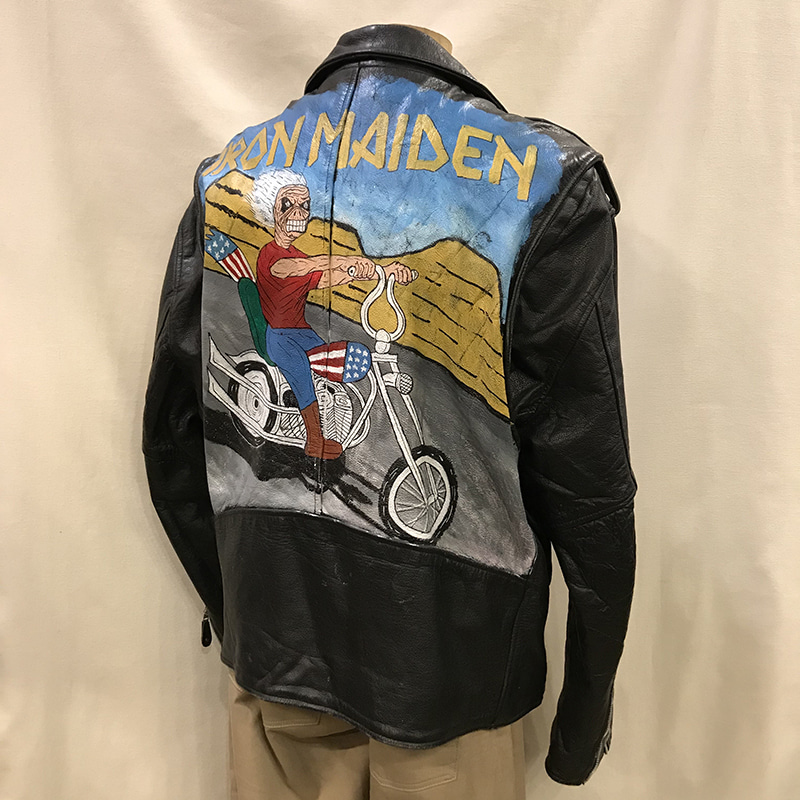 CUSTOM LEATHER JACKET